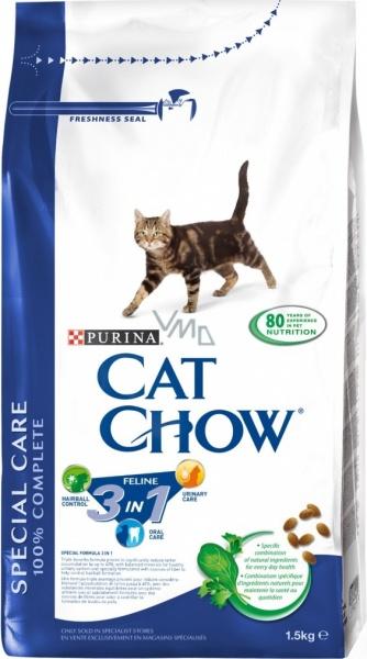 CAT CHOW (Purina) Special Care 3в1