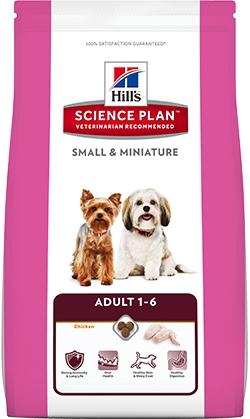 Hill's Adult Small&Miniature Ckn