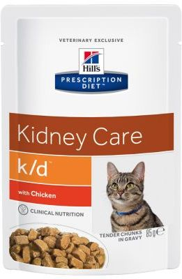 57815 pla hill s prescription diet kidney care chicken 85g 4