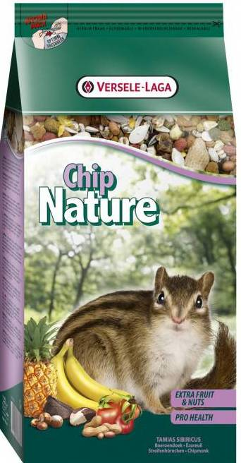 "Корм для бурундука Chip Nature ""VERSELE- LAGA"""