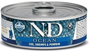 nd ocean cod shrimps pumpkin kitten
